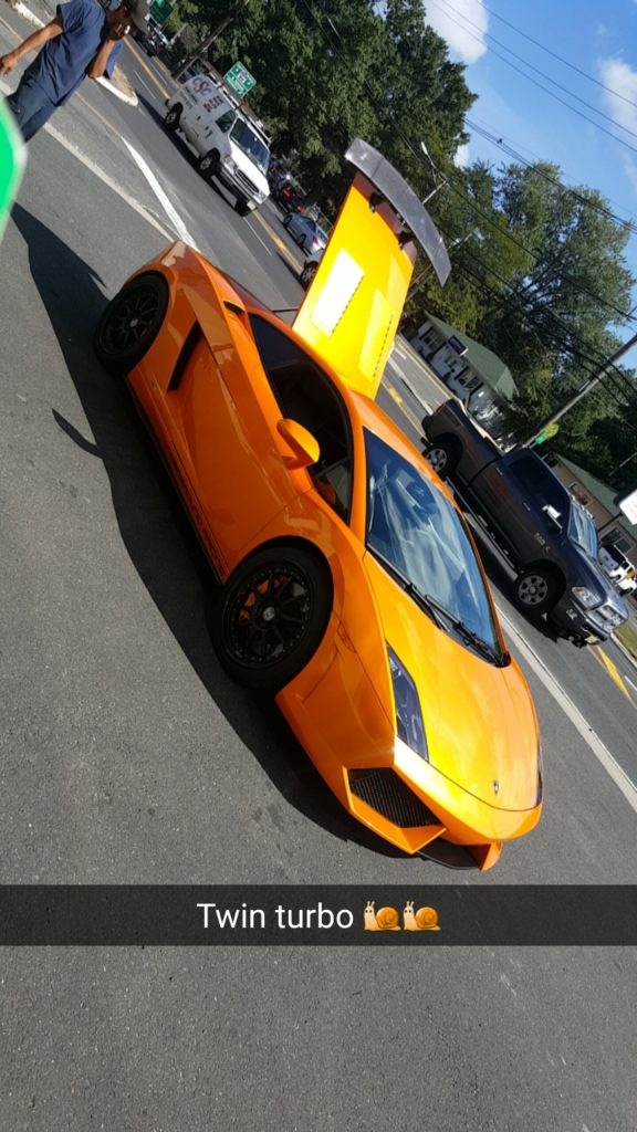 twin turbo gallardo lp, manual gearbox