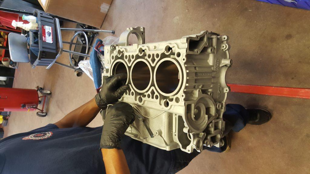 porsche 997 engine rebuild