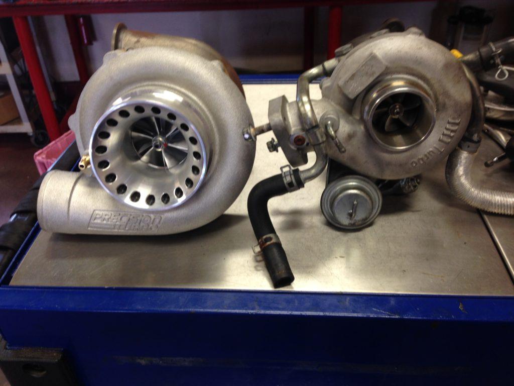 subura big turbo swap